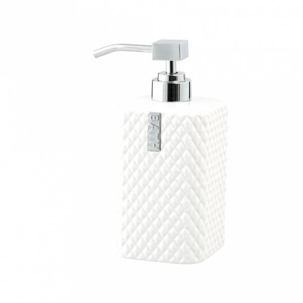 Marion Dispenser Hvit H 18cm